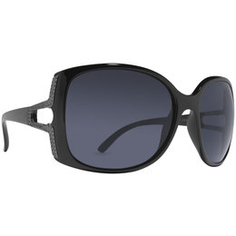 Black/grey Dot Dash Womens Design House Collection Dakoda Sunglasses Black Grey