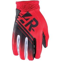 Black, Red Answer Mens Elite Gloves 2015 Black Red