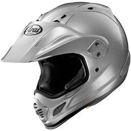 Aluminum Silver Arai Xd4 Xd-4 Dual Sport Helmet