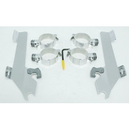 Memphis Shades Fats/Slim Mount Kit For Suzuki Blvd C90 C90T
