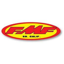 N/a Factory Effex Fmf Logo Sticker 5-pack