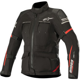 Alpinestars Womens Stella Andes Pro Drystar Tech-Air Compatible Textile Jacket Black