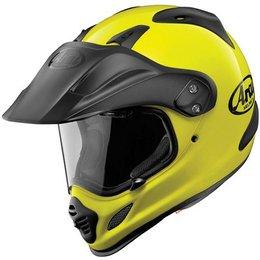 Flourescent Yellow Arai Xd4 Xd-4 Dual Sport Helmet Fluorescent Yellow
