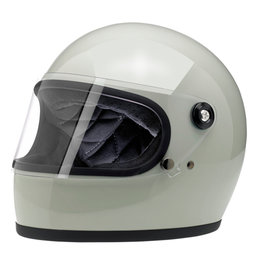 Biltwell Gringo Full Face Helmet Green