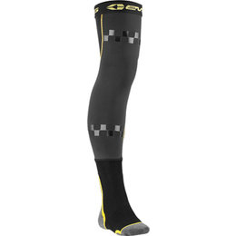 EVS Youth Fusion Combo Protective Socks Pair Black