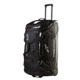 Black Alpinestars Transition Roller Gear Bag One Size