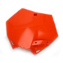 Cycra Stadium Number Plate Orange KTM SX SXF EXC XC XC-W XCF-W 125-530 2007-2012