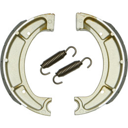 EBC Grooved Rear Brake Shoes Single Set ONLY For Yamaha 510G