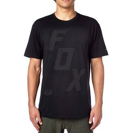 Fox Racing Mens Constant Tech T-Shirt Black