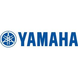 Blue Factory Effex 5 Ft Die Cut Sticker For Yamaha