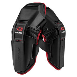 Black Evs Mens Option Elbow Guards Pair 2013