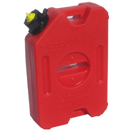Roto Pax Gasoline Pack 1 Gallon 14 X 10 X 4 Inches Red RX-1G Red