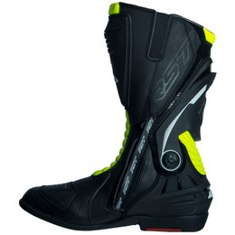 RST Mens TracTech Evo III Sport CE Approved Boots Yellow