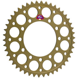 Renthal Ultralight Rear Sprocket 525-36T For Ducati 749 749S 999 435U-525-36P-HA Unpainted