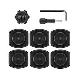 Garmin Pivoting Adhesive Mount Base Kit With Tools For VIRB X Or VIRB XE Camera
