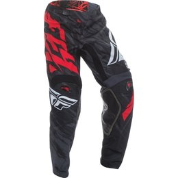 Fly Racing Mens Kinetic Relapse Pants Black