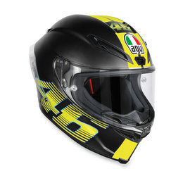 AGV Corsa R Valentino Rossi V46 Full Face Helmet Black