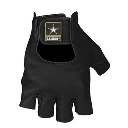 Black Power Trip Army Sniper Textile Gloves