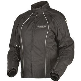 Black Fly Racing Womens Georgia Ii Textile Jacket