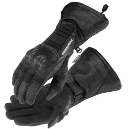 Firstgear Womens Fargo Leather Gloves 2014 Black
