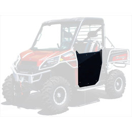 Dragonfire Racing ReadyForce Doors For Polaris Black 07-1900 Black