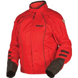 Red Fly Racing Womens Georgia Ii Textile Jacket Track