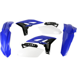 Acerbis Replacement Plastic Kit For Yamaha YZ250F 2010-2011 Blue 2171890145 Blue