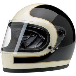 Biltwell Limited Edition Gringo Tracker Full Face Helmet Black