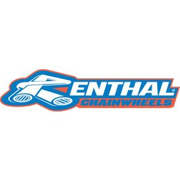 Factory Effex Renthal Logo Sticker 5-Pack 274024