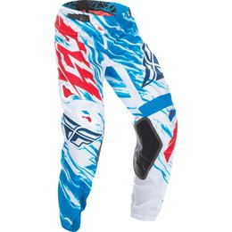 Fly Racing Mens Kinetic Relapse Pants Red