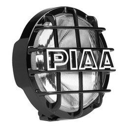 White Light/black Housing Piaa 520 Atp Xtreme White Plus Offroad Lamp Kit