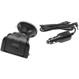 TomTom Rider Motorcycle Navigation System Car Mount And Charger