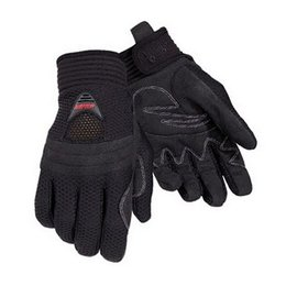 Black Tour Master Airflow Gloves