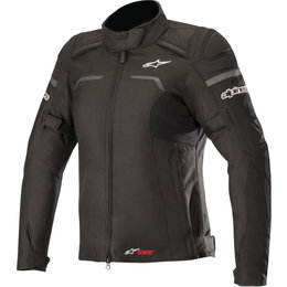 Alpinestars Womens Stella Hyper Drystar Armored Textile Jacket Black