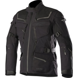 Alpinestars Mens Revenant Gore-Tex Pro Tech-Air Comp Armored Textile Jacket Black