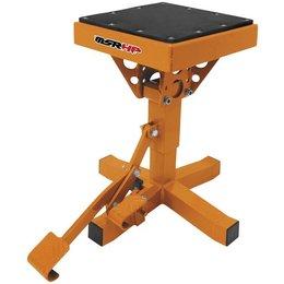 MSR MSRHP Adjustable Pro Lift Stand Aluminum Orange