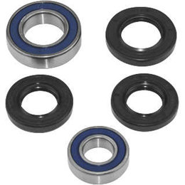 Quadboss UTV Front Wheel Bearing Kit For Polaris RZR 170 2009-2013 25-1665 Unpainted