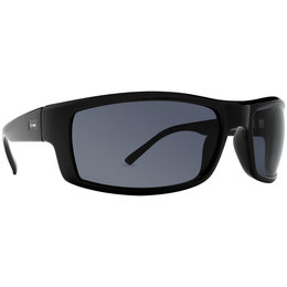 Black/grey Dot Dash Locker Room Collection Gooch Sunglasses Black Grey