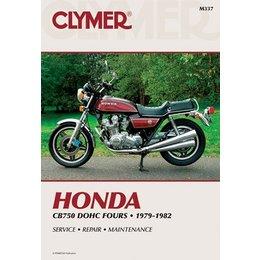 Clymer Repair Manual For Honda CB750 CB-750 DOHC FOUR 79-82