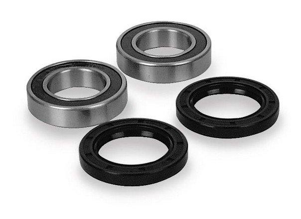 Kawasaki Prairie front wheel bearings /& seals kit 400 1997-2002