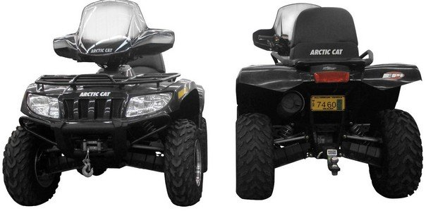 $134 95 Quadboss ATV Lift Kit SS For Polaris Ranger 500 #180040