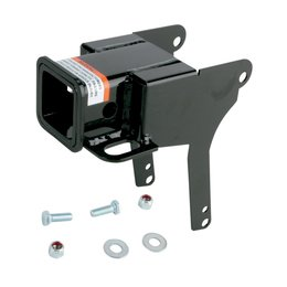 Moose Racing Receiver Hitch For ATV 2 Inch Black For Can-Am Outlander