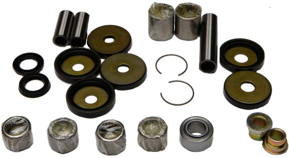 $79 59 All Balls Swing Arm Linkage Bearing And Seal Kit 27-1046 For