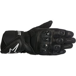 Alpinestars Womens SP Air Touchscreen Textile Gloves Black