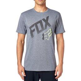 Fox Racing Mens Minds Eye Tech T-Shirt Grey
