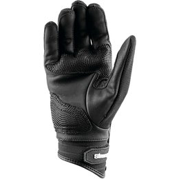 Speed & Strength Womans Comin In Hot Riding Gloves Black