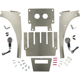 Competition Werkes Fender Eliminator Kit Triumph Speed Triple 1T955 Unpainted