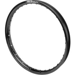 DID DirtStar 21x1.60 36-Hole Front Rim For Honda Black 21X160VB01H Black