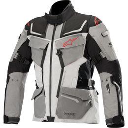 Alpinestars Mens Revenant Gore-Tex Pro Tech-Air Comp Armored Textile Jacket Grey