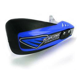 Cycra Stealth DX Complete Handshield Racer Pack Blue Universal